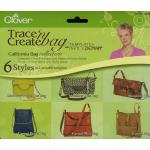 Trace 'n Create Bag Templates with Nancy Zieman - California Collection [9509]