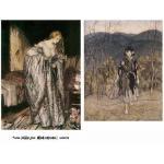 Joggles Collage Sheets - Arthur Rackham Art [JG401079]