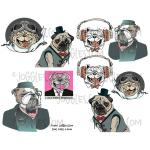 Joggles Collage Sheets - Cool Dogs [JG401116]