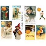 Joggles Collage Sheets - Halloween Past [JG401073]