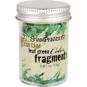 Stampendous Color Fragments - Leaf Green