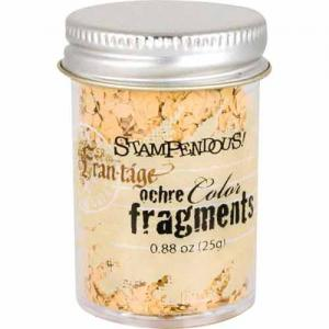 Stampendous Color Fragments - Ochre