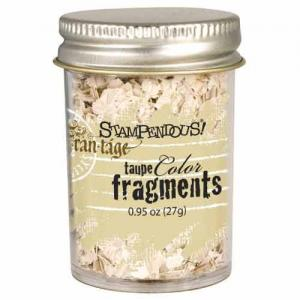 Stampendous Color Fragments - Taupe