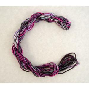 Cordé Twist - African Violet