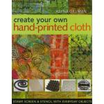 Create Your Own Hand-Printed Cloth - ON SALE!