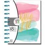 Create 365 BIG Happy Planner™ - 2016-2017 - Stay Golden [PLNE-03]