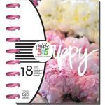 Create 365 CLASSIC Happy Planner™ - 2016-2017 - Peony [PLNR-14]