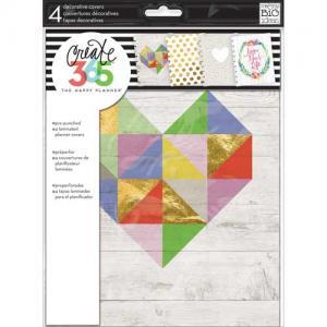 Create 365 Happy Planner™ Decorative Planner Covers [COV-01]