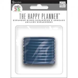 Create 365 Happy Planner™ Expander Rings - Blue [RING-04]