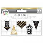Create 365 Happy Planner™ Mini Magnetic Clips - Black, White, and Gold [MAGP-01]