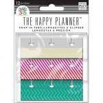 Create 365 Happy Planner™ Snap In Tabs - Brights [RST-04]