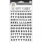 Create 365 Happy Planner™ Stickers - Alphabets and Icons [PPS-56]