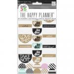 Create 365 Happy Planner™ Stickers - To Do Neutral [PPS-52]