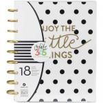 Create 365 CLASSIC Happy Planner™ - 2016-2017 - Sugar and Type [PLNR-22]