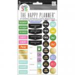 Create 365 Happy Planner™ Stickers - School College [PPS-63]