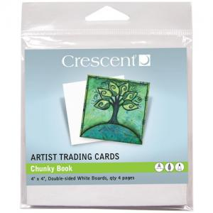 Crescent ATC Collection - Chunky Book White Boards [ATC29]