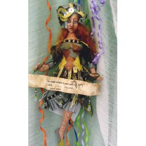 CS1 - Collage Doll