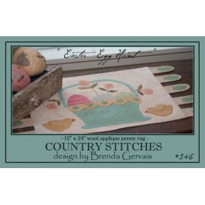 Country Stitches - Easter Egg Hunt [346]