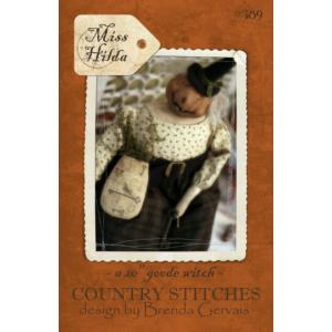 Country Stitches - Miss Hilda [389]