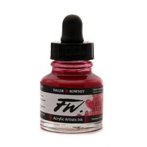 Daler Rowney FW Acrylic Ink - Crimson