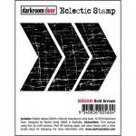 Darkroom Door Eclectic Cling Stamp - Bold Arrows