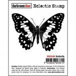 Darkroom Door Eclectic Cling Stamp - Butterfly