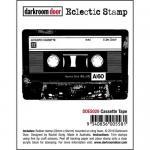 Darkroom Door Eclectic Cling Stamp - Cassette Tape