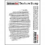 Darkroom Door Texture Cling Stamp - Mesh