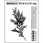 Darkroom Door Eclectic Cling Stamp - Pine Leaf