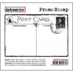 Darkroom Door Frame Cling Stamp - Postcard