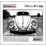 Darkroom Door Photo Cling Stamp - VW Beetle