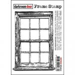 Darkroom Door Frame Cling Stamp - Window
