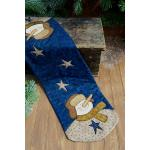 DD - 'Welcome Winter' Table Runner