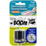 Decoration Stamp Roll Cartridge - Comic Sounds [38-780]