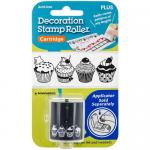 Decoration Stamp Roll Cartridge - Cupcakes [38-731]