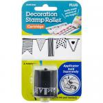 Decoration Stamp Roll Cartridge - Flags [38-733]