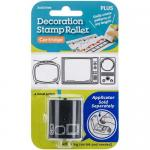 Decoration Stamp Roll Cartridge - Televisions [38-783]