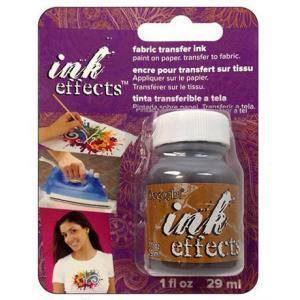 DecoArt Ink Effects Fabric Transfer Ink - [IE11C] Brown