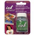 DecoArt Ink Effects Fabric Transfer Ink - [IE06C] Green