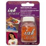 DecoArt Ink Effects Fabric Transfer Ink - [IE03C] Orange
