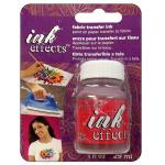 DecoArt Ink Effects Fabric Transfer Ink - [IE02C] Red