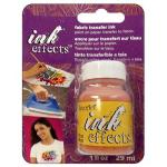 DecoArt Ink Effects Fabric Transfer Ink - [IE04C] Yellow