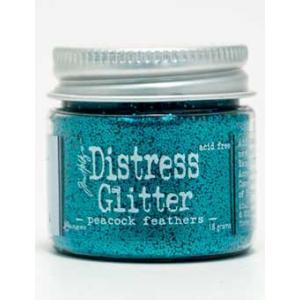 Tim Holtz Distress Glitter - Peacock Feathers