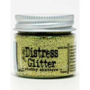 Tim Holtz Distress Glitter - Shabby Shutters