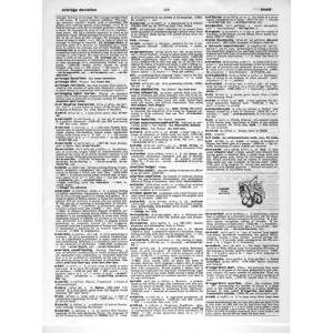 Dictionary Pages