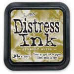 Tim Holtz Distress Ink Pad - Crushed Olive