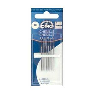 DMC Chenille Needles Size 22 [1768-22]