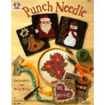 Punch Needle Embroidery & Wool Work - ON SALE!