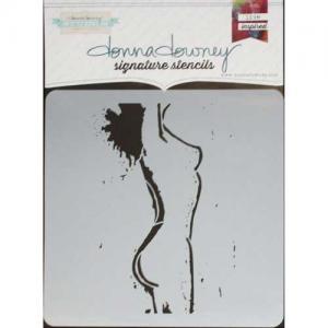 Donna Downey Signature Stencils - Femme [DD-099]