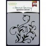 Donna Downey Signature Stencils - Flourish #2 [DD-079]